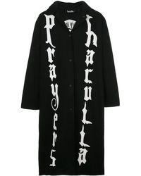 Haculla Mother Long Hooded Jacket - Black
