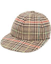 Etro Cappello da baseball con stampa - Multicolore
