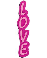 Dolce & Gabbana Applicazione Love Sorrento DGPATCH - Multicolore