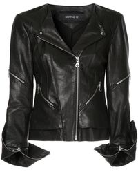 Kitx - Biker Jacket - Lyst