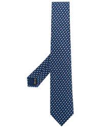 Ferragamo - Mouse Pattern Tie - Lyst