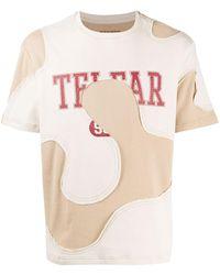 Telfar アップリケ Tシャツ - マルチカラー
