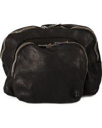 Guidi - Multi-functional Clutch Bag - Lyst