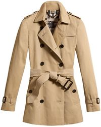 Burberry 'Kensington' Trenchcoat - Braun