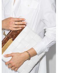 Suzanne Kalan Браслет Baguette Из Розового Золота С Рубинами И Бриллиантами - Металлик
