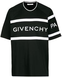 Givenchy - ロゴ Tシャツ - Lyst