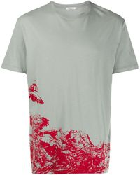 Valentino - X Undercover Time Traveller Print T-shirt - Lyst
