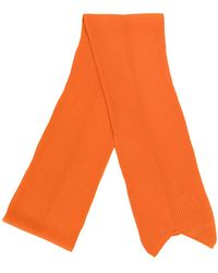 Cedric Charlier - Classic Knitted Scarf - Lyst