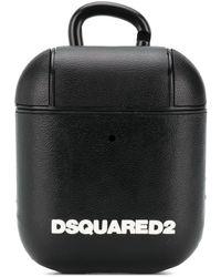 DSquared² Клатч С Логотипом - Черный