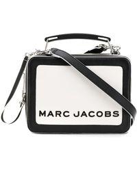 Marc Jacobs Box Tas - Zwart