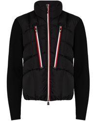 3 MONCLER GRENOBLE Лыжная Куртка На Молнии - Черный