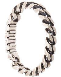 Werkstatt:münchen | Chain Bracelet | Lyst