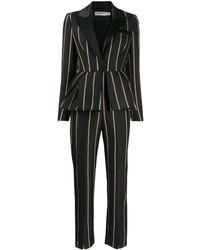 Self-Portrait Tailoring ジャンプスーツ - ブラック
