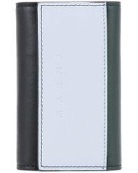 Marni - Colour-block Key Wallet - Lyst