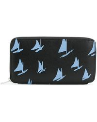 Marni - Printed Zipped Wallet - Lyst