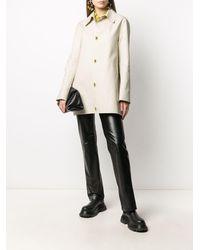 Bottega Veneta Куртка Со Съемной Вставкой На Спине - Естественный