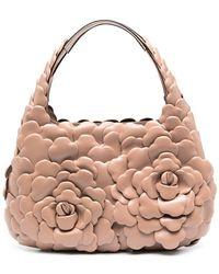 Valentino Garavani Kleine 03 Rose Edition Handtasche - Pink