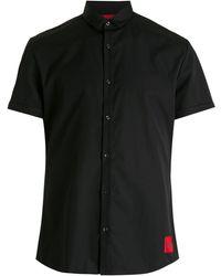 HUGO Camisa Empson - ブラック