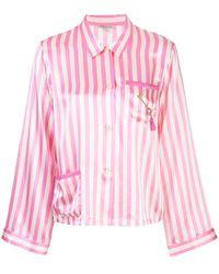 Morgan Lane - Haut de pyjama Ruthie - Lyst