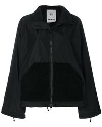 Lost and Found Rooms   Drawstring Sleeves Oversized Jacket   Lyst