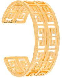 Givenchy 4g バングル - メタリック