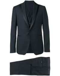 Tagliatore - Classic Tailored Suit - Lyst