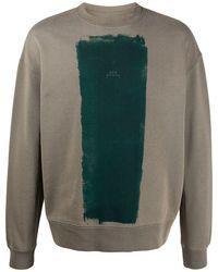 A_COLD_WALL* * グレー Block Painted スウェットシャツ