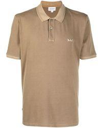 Woolrich ロゴ ポロシャツ - ナチュラル