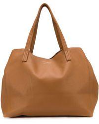 Kurt Geiger Oversized Tote Bag - Brown