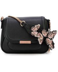 Sophia Webster Butterfly ショルダーバッグ - ブラック