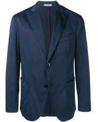 Boglioli Slim-fit Blazer - Blue