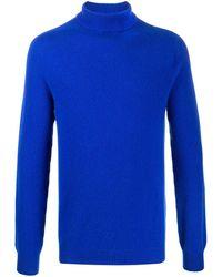 Mackintosh Moore セーター - ブルー