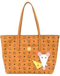 MCM 'Year Of The Rat Anya' Shopper - Mehrfarbig