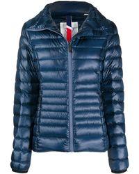 Rossignol キルティング ジャケット - ブルー