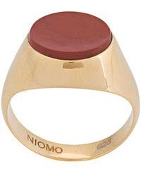 Niomo - Philomena Oval Ring - Lyst