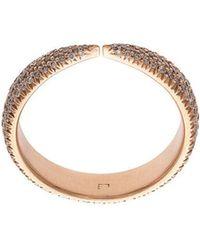 Eva Fehren - 18kt Diamond Ring - Lyst