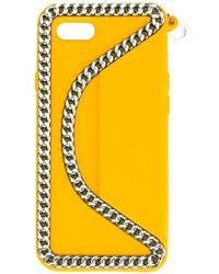 Stella McCartney Falabella Iphone 6s ケース - イエロー