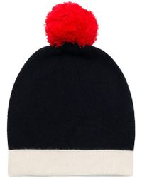 2936dfd0d86 Chinti   Parker - Pom Pom Beanie Hat - Lyst