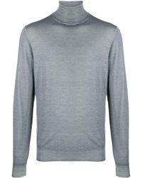 Dell'Oglio タートルネック セーター - グレー