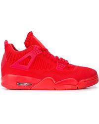 Nike - Air 4 Retro Flyknit Sneakers - Lyst