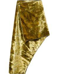 Eckhaus Latta - Asymmetric Skirt - Lyst