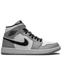 Nike Кроссовки Air 1 Mid - Серый
