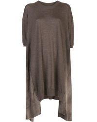 Uma Wang オーバーサイズ セーター - ブラウン
