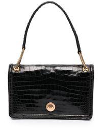 Hermès Borsa tote Pre-owned anni '40-'50 - Nero