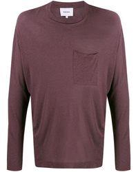 Nanushka - オーバーサイズ ロングtシャツ - Lyst