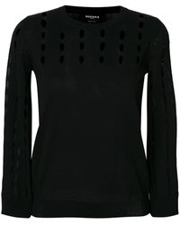 Rochas - カットアウト セーター - Lyst