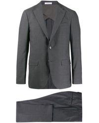 Boglioli Zweiteiliger Anzug - Grau