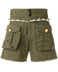 DSquared² Cargo Shorts - Green