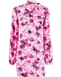 N°21 - Floral-print Dress - Lyst