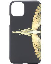 Marcelo Burlon Чехол Wings Для Iphone 11 Pro - Черный